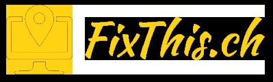 FIxThis Logo breit
