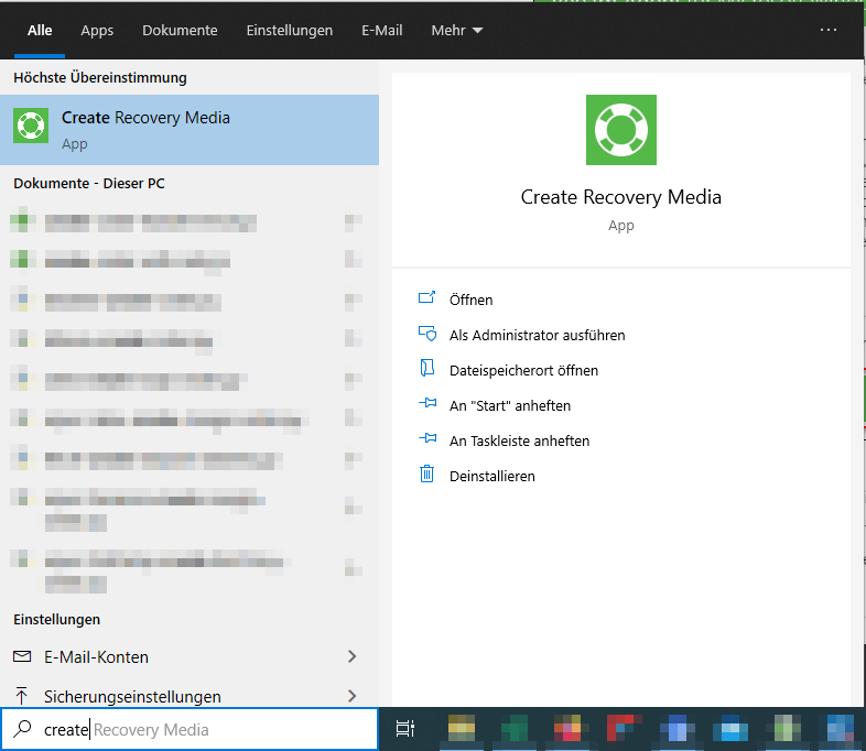 Veeam Recovery Media Assistent